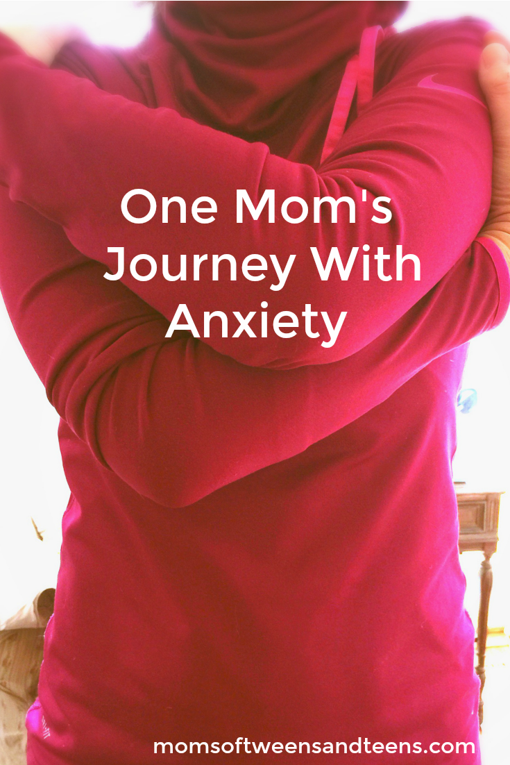 I am a mom and I have anxiety
